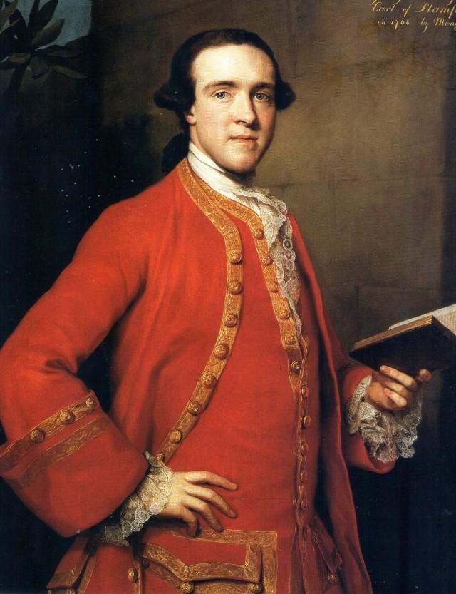 Lord Grey, 5th Earl of Stamford (Dunham Massey Hall) XL